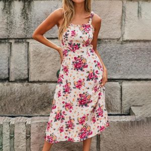 Bohemian Women's Maxi Dress