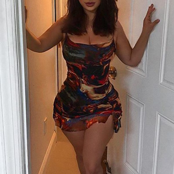 Little Bohemian Sexy Dress