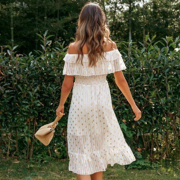 Bohemian Cocktail Dress