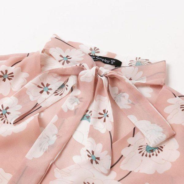 Bohemian Chic Short Dress for Girls