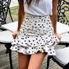 Bohemian Short Skirt