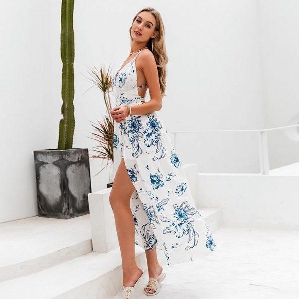 Chic And Bohemian Dress