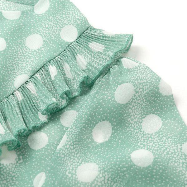 Dress With Bohemian Short Sleeve