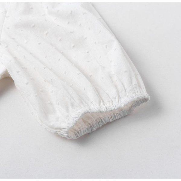 White Bohemian Wedding Short Dress