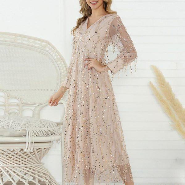 Bohemian Ceremony Maxi Dress