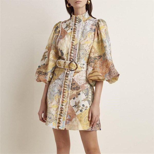 Bohemian dress for women