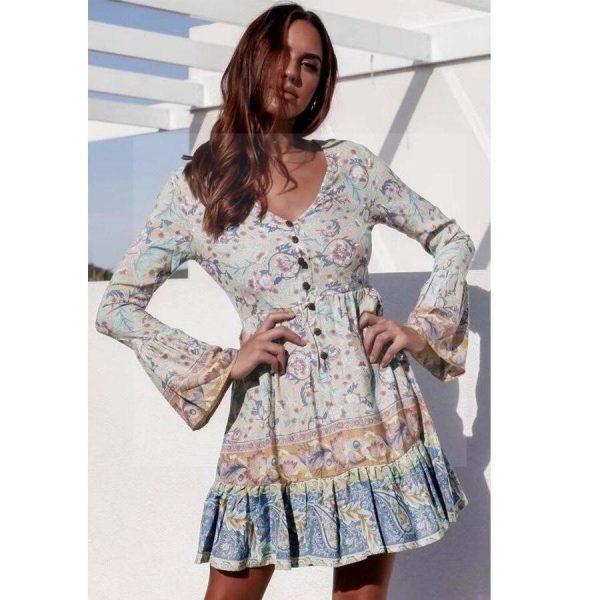 Hippie Loose Dress